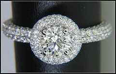 Certified Diamond Eternity