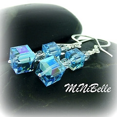Crystal Bridal Blue