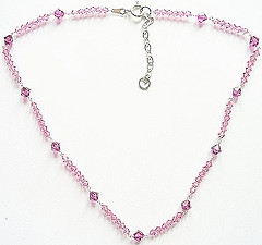 Crystal Jewelry Necklaces