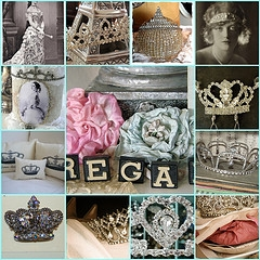 Large Crowns And Tiaras