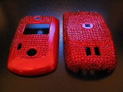 Rhinestone Cell Phone Cover